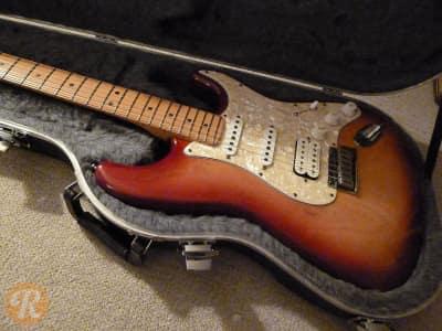 Fender American Lonestar Stratocaster 1998 Sienna Sunburst