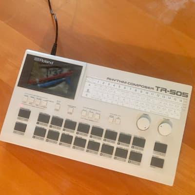 Roland TR-505 Rhythm Composer  /Serviced /new PSU