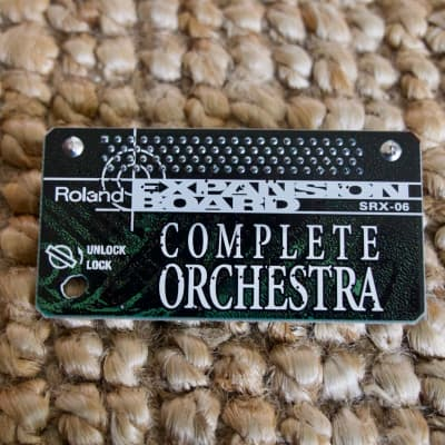Roland SRX-06 Complete Orchestra Expansion Board + free shipping in UK