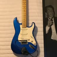Fender Stratocaster plus MN BSB 1995-96 Corona Plant  w/ Roland GR-20 Synth