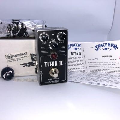 Spaceman  Titan II