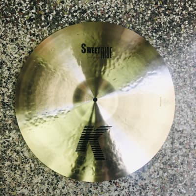 "Zildjian K 21"" Sweet Ride K0731 2021"