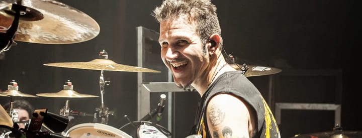 Video: Charlie Benante Explains How to Make Your Drums Sound like Anthrax's