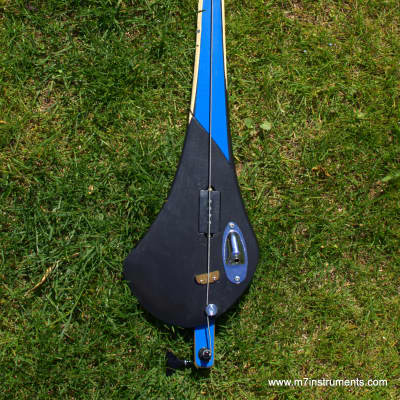 M7instruments Hurley Stick bass 1 corde fretless 2019 for sale