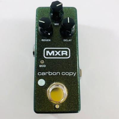 MXR Carbon Copy Mini Analog Delay  *Sustainably Shipped*