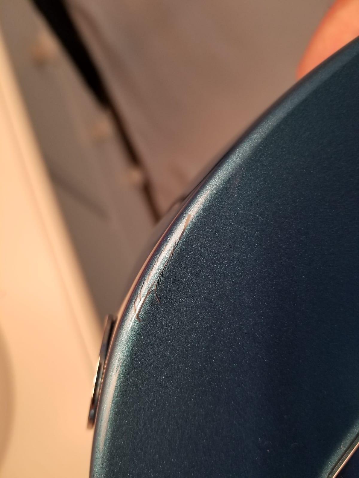 Fender Standard Telecaster Left-Hand Lake Placid Blue