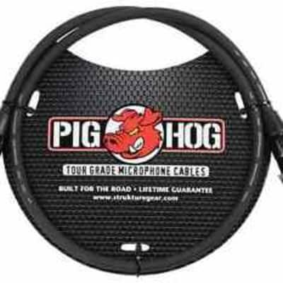 Pig Hog XLR Microphone Cable - 10 ft