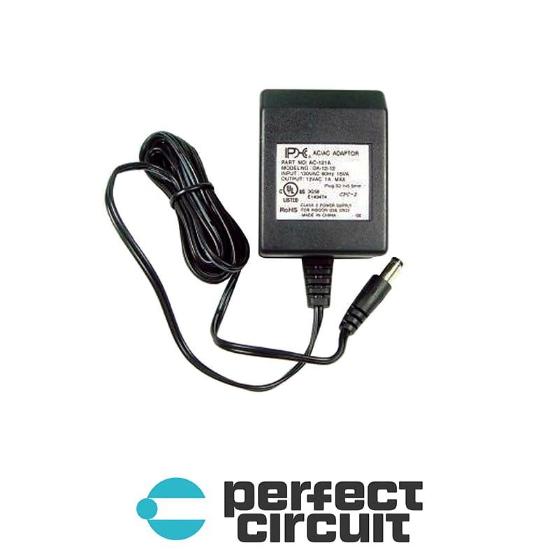 LMNTL 12VAC 1A 2 1mm Power Supply | Perfect Circuit