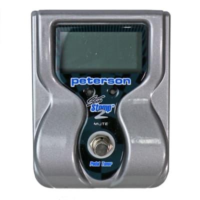 Peterson VS-S2 StroboStomp 2 Strobe Pedal Tuner for sale