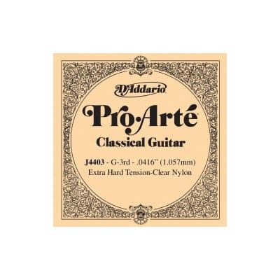 D´Addario ProArte J4403 G Single Classical Guitar String