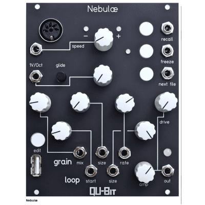 Qu-Bit Electronix Nebulae Version 1 (Black)