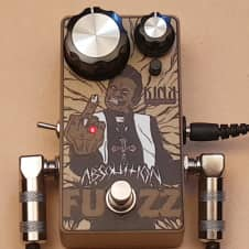 Kink Guitar Pedals - Absolution Fuzz Mk2