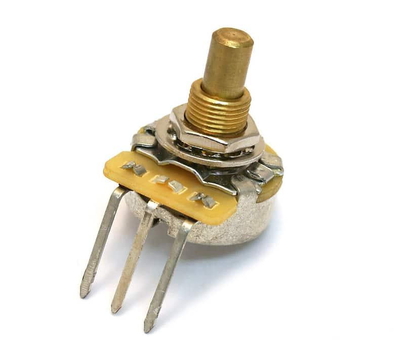 005-6161-000 Fender Master Volume Control Potentiometer Deluxe Series Basses