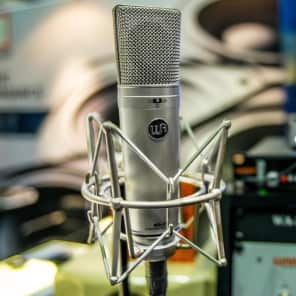 Warm Audio WA-87 Large Diaphragm Multipattern Condenser Microphone