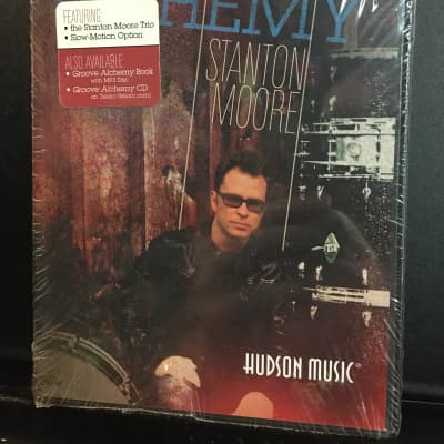 Hudson Music Groove Alchemy Stanton Moore