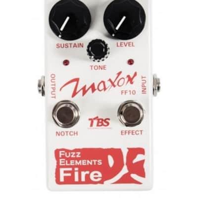 Maxon FF10 Fuzz Elements Fire