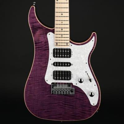 Vigier Excalibur Special in Amethyst Purple, Maple #210120 for sale