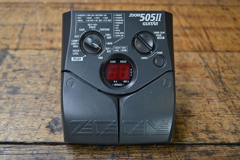 Zoom 505II Guitar Multi-Effect | Clingan Guitar Tone | Reverb