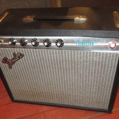 Vintage 1979 Fender Princeton Silverface for sale