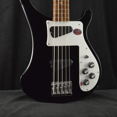 Rickenbacker 4003S/5 Jetglo with Hardshell Case for sale