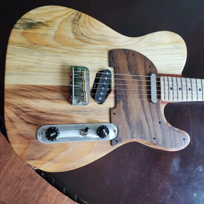 Pickard Pine Tele Natural for sale