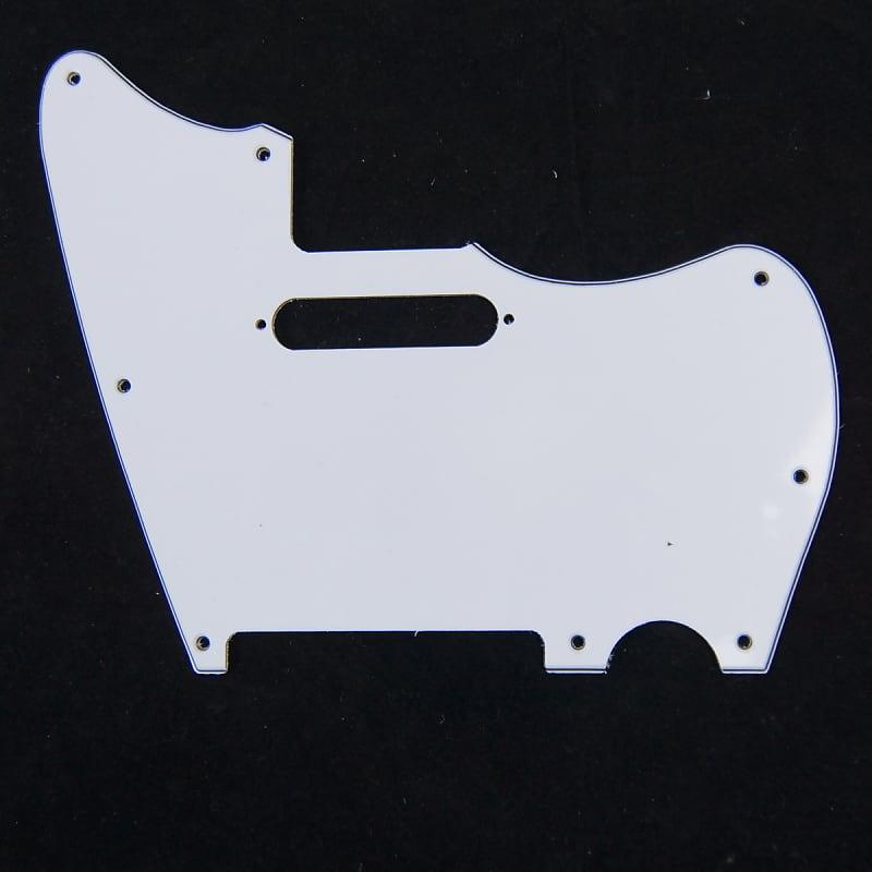 jazzcaster telemaster hybrid style guitar pickguard 1 reverb. Black Bedroom Furniture Sets. Home Design Ideas