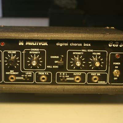 Multivox CB50 Digital Chorus Box (Delay/Chorus) for sale
