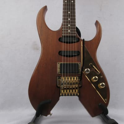 Ibanez RBM RBM400 Voyager 1994 Stained Oil SOL OL Reb Beach Mahogany Electric Guitar Superstrat 90's