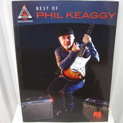 Phil Keaggy Best of Sheet Music Song Book Songbook Guitar Tab Tablature