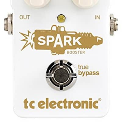 TC Electronic Spark Booster Guitar Pedal