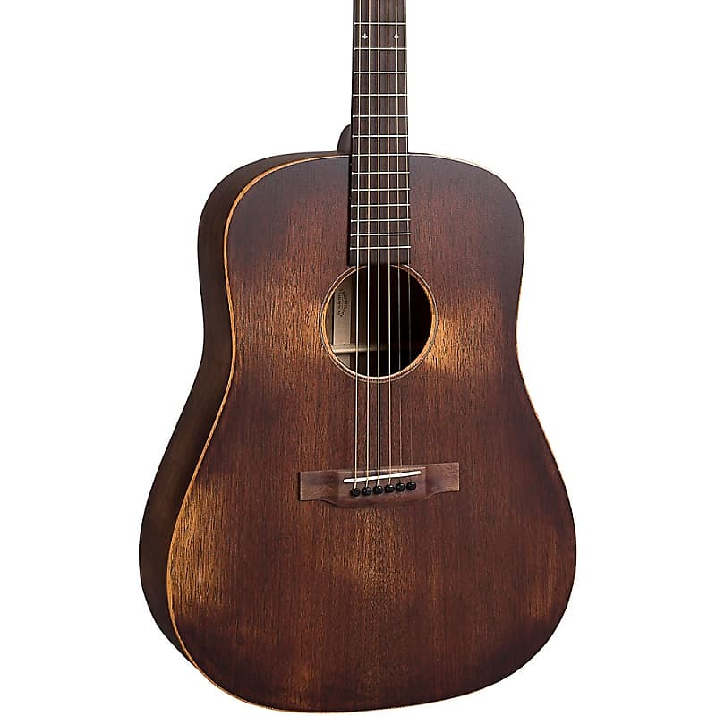 martin d 15m streetmaster series dreadnought acoustic guitar reverb. Black Bedroom Furniture Sets. Home Design Ideas