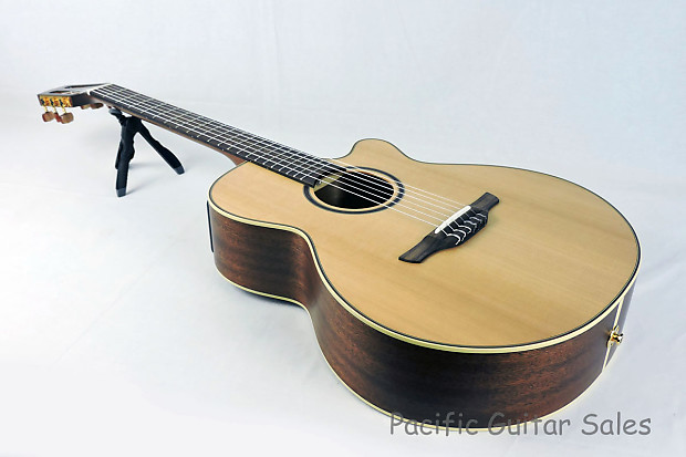 Takamine P3fcn Nylon String Hybrid Japan Pro Series Guitar