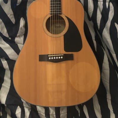 Fender CD-60 2014 Natural for sale