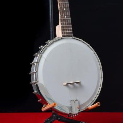 Saga OK-2 Openback Banjo Professional Assembled for sale