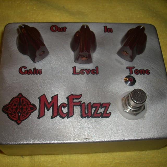 Pedalworx McFuzz - Handwired Fuzz Pedal image