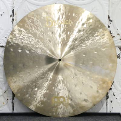 Meinl Byzance Jazz Medium Thin Ride Cymbal 22in (2490g)