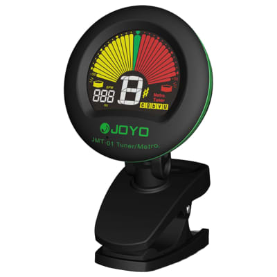 Joyo JMT-01 Clip-On Tuner Metronome