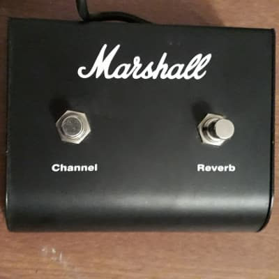 Marshall PEDL-00009 Channel/Reverb footswitch
