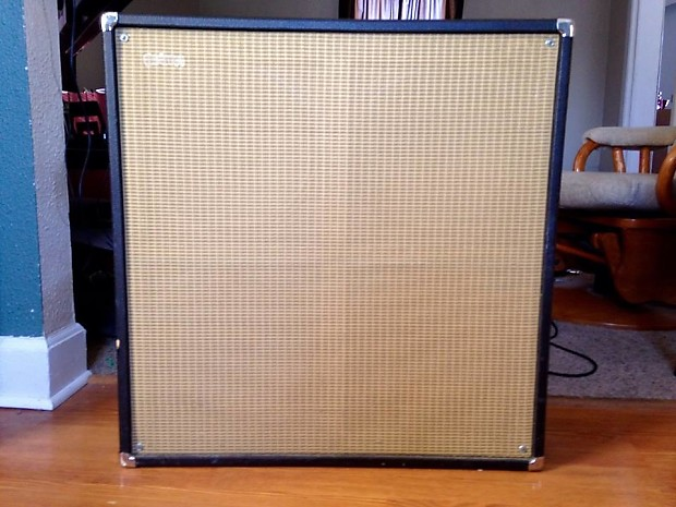 Avatar 4x12 Traditional Cabinet loaded with Celestion Vintage | Reverb