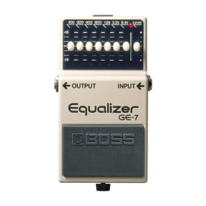 BOSS GE-7 Equalizer for sale