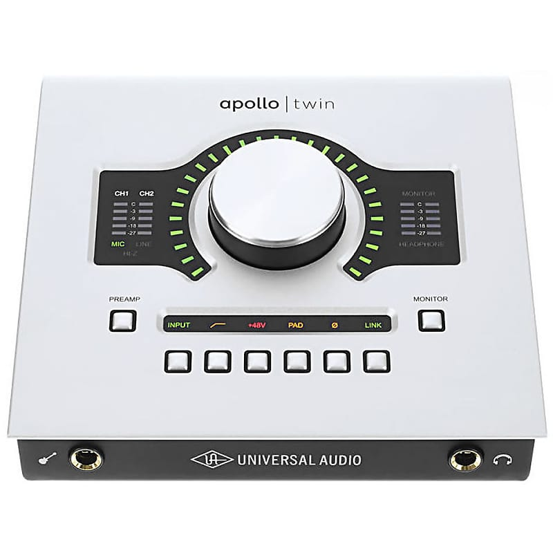 universal audio apollo twin usb 3 0 recording studio reverb. Black Bedroom Furniture Sets. Home Design Ideas