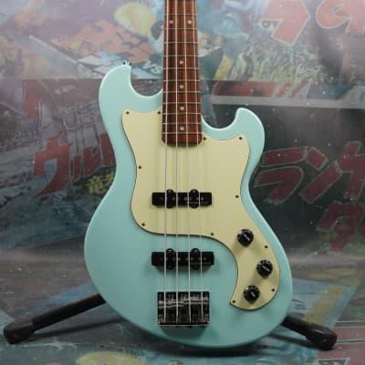 Edwards E-UT-85B Viper Bass 1990's Sonic Blue MIJ Japan ESP for sale