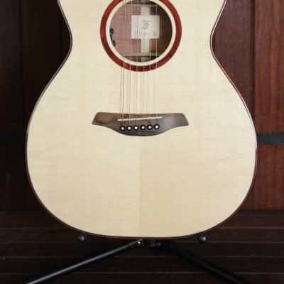 Furch 2018 Limited Edition Alpine Spruce/Blackwood Acoustic-Electric Guitar for sale