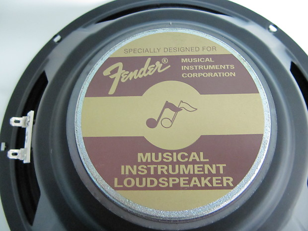 Genuine Fender Special Design 10 Quot 8 Ohm Speaker Reverb