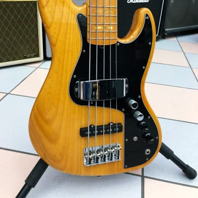 Fender jazz bass marcus miller signature for sale