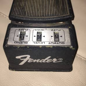 Fender Fuzz Wah 1970s for sale