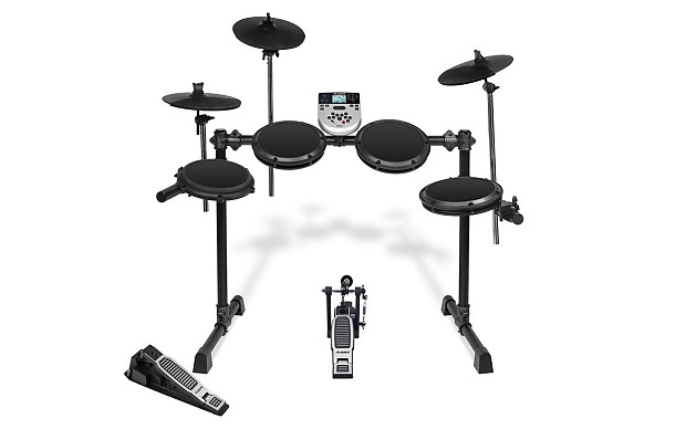 alesis dm7x session kit electronic drum set w 3 reverb. Black Bedroom Furniture Sets. Home Design Ideas
