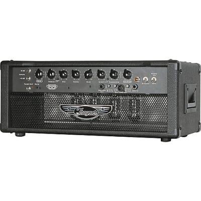 Traynor YBA200-2 | 200 Watt All Tube Bass Head. New, with 2 Year No-Fault Warranty!