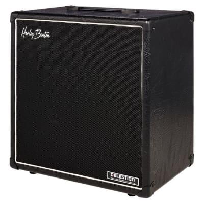 Harley Benton 1 x 12 Cabinet - Celestion Vintage 30 2019 Black for sale