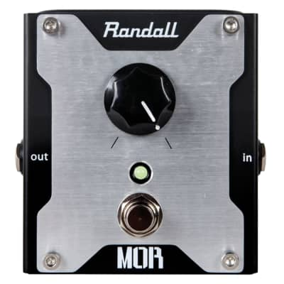 Randall MOR Boost Effects Pedal *Like New In Box* for sale